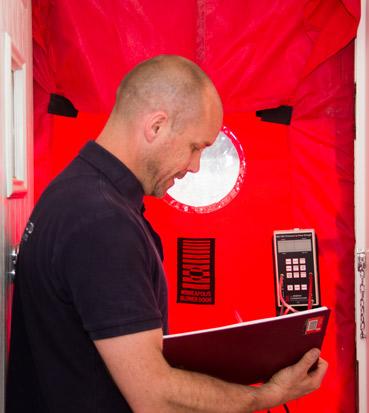 Ventilation testing
