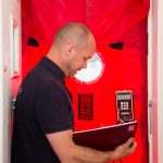 Air tightness testing Sussex