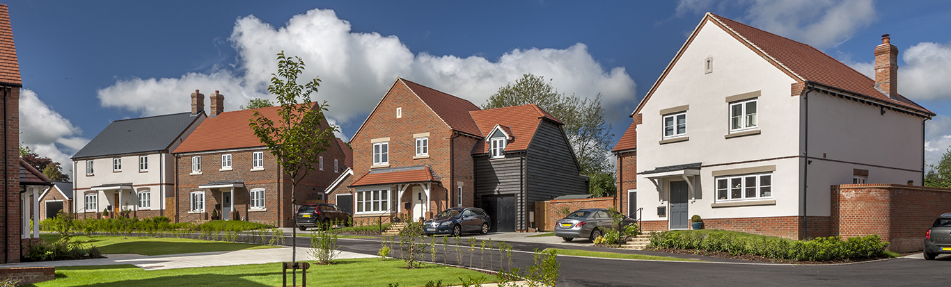 Rectory Homes Development working with Falcon Energy
