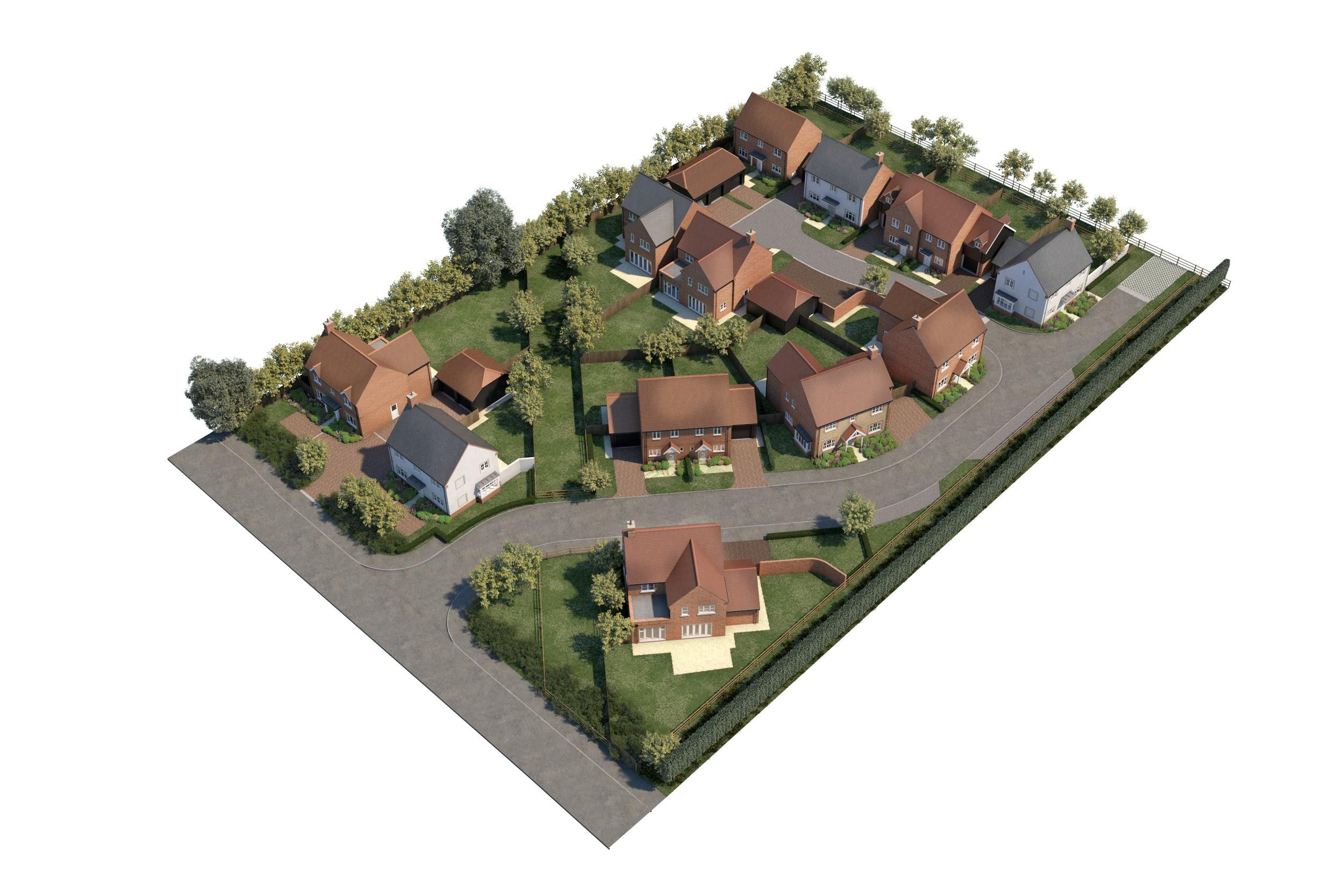 project - rectory homes