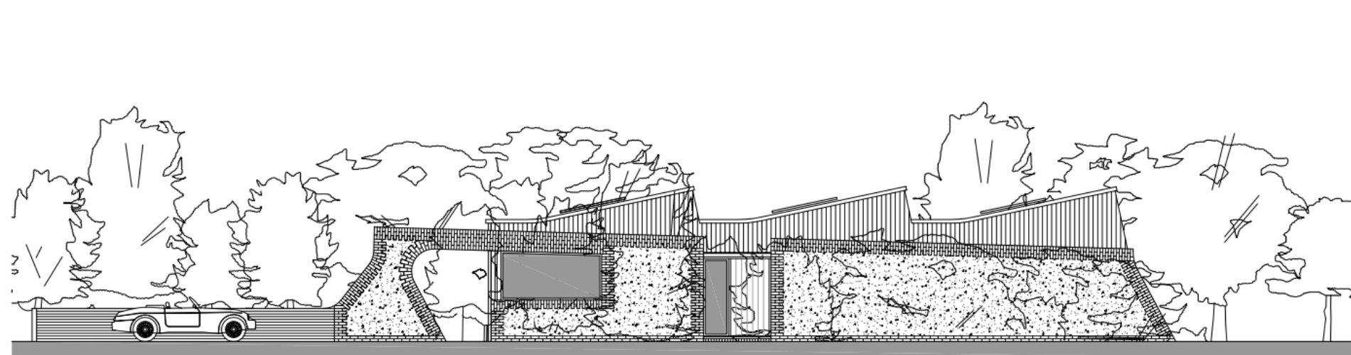 project zero emissions home sketch